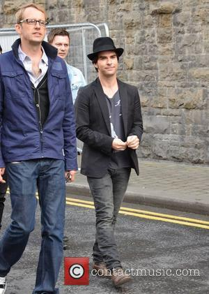 Kelly Jones of the Stereophonics,  at the Guinness Store House for Arthur's Day 2011. Dublin, Ireland - 22.09.11