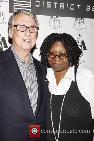 Mike Nichols and Whoopi Goldberg  The Casting Society of America's 27th Artios Awards held at District 36 night club...