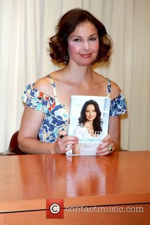 Ashley Judd  promotes her new book 'All Things Bitter and Sweet: A Memoir' at Barnes & Noble bookstore. Judd...