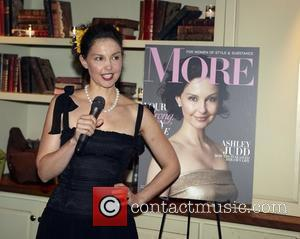 Ashley Judd More Magazine hosts a party for Ashley Judd's new book, 'All Things Bitter And Sweet: A Memoir,' at...
