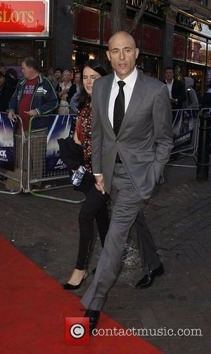 Mark Strong UK premiere of 'Attack The Block' at Vue West End London, England - 04.05.11