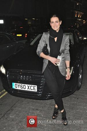Kirsty Gallacher Audi ballet evening held at the Royal Opera House London, England - 10.03.11  This is a PR...