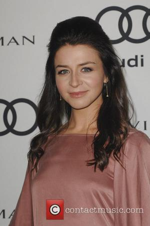 Actress Caterina Scorsone Pregnant