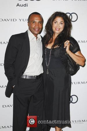 Sugar Ray Leonard  Audi And David Yurman Kick Off Emmy Week 2011 - Arrivals Los Angeles, California - 11.09.11