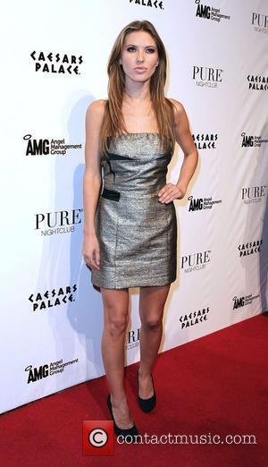 Audrina Patridge, Caesars and Las Vegas