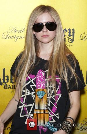Avril Lavigne and Las Vegas