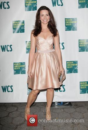 Kristin Davis  The Annual Wildlife Conservation Society Spring Gala at Central Park Zoo - Arrivals New York City, USA...