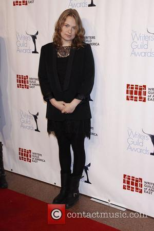 Merritt Wever from the TV show Nurse Jackie The 63rd Annual Writers Guild Awards held at the AXA Equitable Center...
