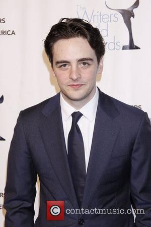 Vincent Piazza The 63rd Annual Writers Guild Awards held at the AXA Equitable Center - Arrivals New York City, USA...