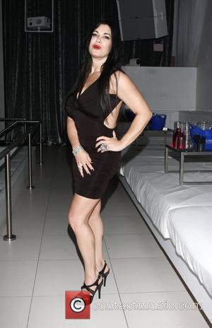 Chyna Former professional wrestler and current adult film star Chyna celebrates the release of her movie 'Backdoor to Chyna' for...