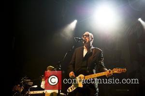 Mick Jones of Big Audio Dynamite performing live at Shepherds Bush Empire London, England - 03.04.11