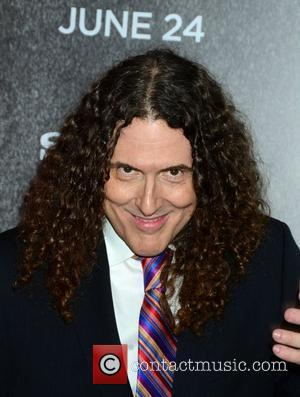 Weird Al Yankovic  World premiere of 'Bad Teacher' held at The Ziegfeld Theater - Arrivals New York City, USA...