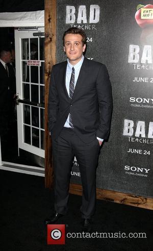 Jason Segel  World premiere of 'Bad Teacher' held at The Ziegfeld Theater - Arrivals New York City, USA -...