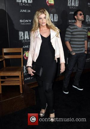 Kirstie Alley  World premiere of 'Bad Teacher' held at The Ziegfeld Theater - Arrivals New York City, USA -...