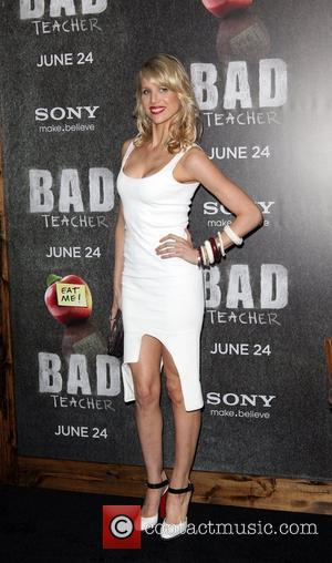 Lucy Punch  World premiere of 'Bad Teacher' held at The Ziegfeld Theater - Arrivals New York City, USA -...