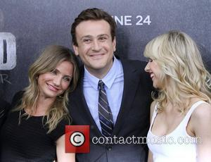 Cameron Diaz, Jason Segel and Lucy Punch