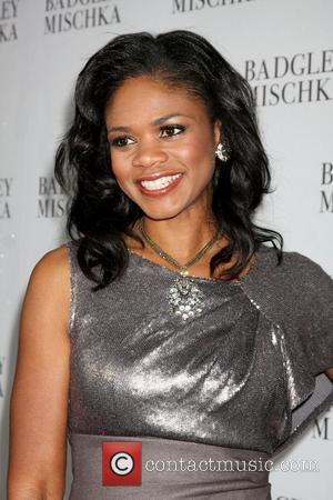Kimberly Elise The Badgley Mischka flagship store opening at Badgley Mischka on Rodeo Drive Beverly Hills, California - 02.03.11