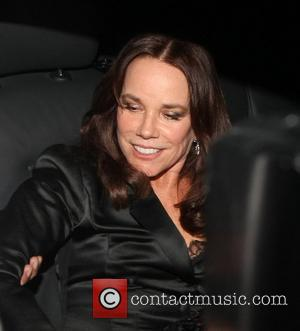 Barbara Hershey British Academy Of Film & Television Arts (BAFTA) afterparty held at the W Hotel - Departures London, England...