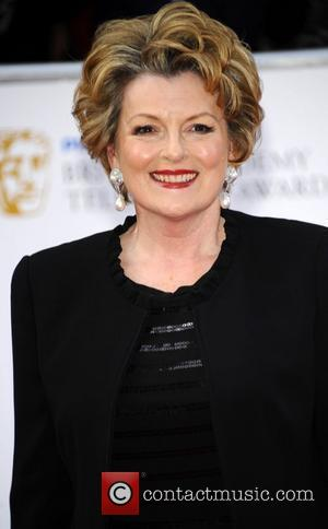 Brenda Blethyn Philips British Academy Television Awards in 2011 held at the Grosvenor House - Arrivals London, England - 22.05.11