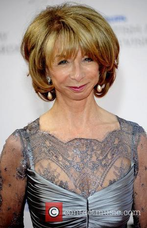 Helen Worth Philips British Academy Television Awards in 2011 held at the Grosvenor House - Arrivals London, England - 22.05.11