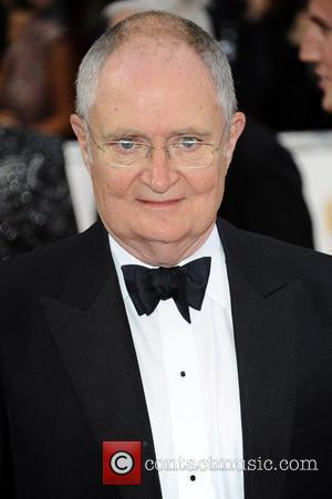 Jim Broadbent Philips British Academy Television Awards in 2011 held at the Grosvenor House - Arrivals London, England - 22.05.11
