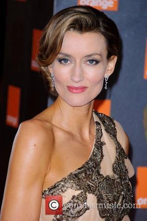 Natascha McElhone Orange British Academy Film Awards (BAFTAs) held at the Royal Opera House - Arrivals  London, England -...