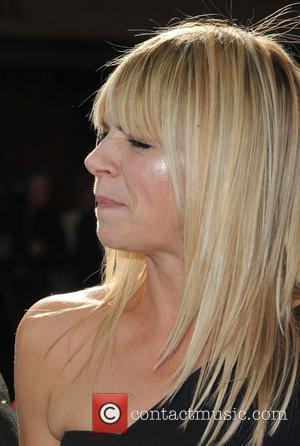 Zoe Ball Philips British Academy Television Awards in 2011 held at the Grosvenor House - Arrivals. London, England - 22.05.11