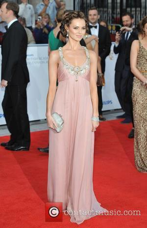 Kara Tointon Philips British Academy Television Awards in 2011 held at the Grosvenor House - Arrivals. London, England - 22.05.11