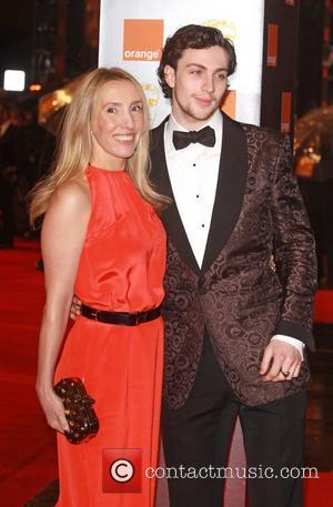 Sam Taylor-Wood and fiance Aaron Johnson Orange British Academy Film Awards (BAFTAs) held at the Royal Opera House - Arrivals...