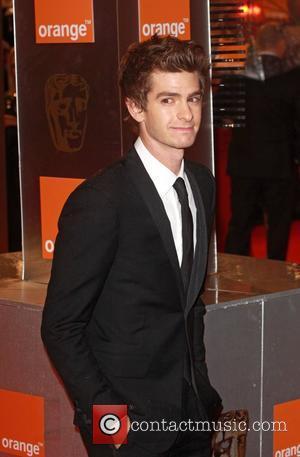 Andrew Garfield Orange British Academy Film Awards (BAFTAs) held at the Royal Opera House - Arrivals London, England - 13.02.11