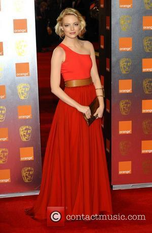 Emma Stone  Orange British Academy Film Awards (BAFTAs) held at the Royal Opera House - Arrivals. London, England -...