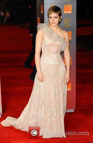 Emma Watson Orange British Academy Film Awards (BAFTAs) held at the Royal Opera House - Arrivals. London, England - 13.02.11