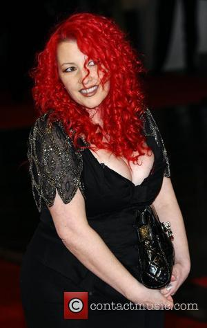 Jane Goldman Orange British Academy Film Awards (BAFTAs) held at the Royal Opera House - Arrivals. London, England - 13.02.11