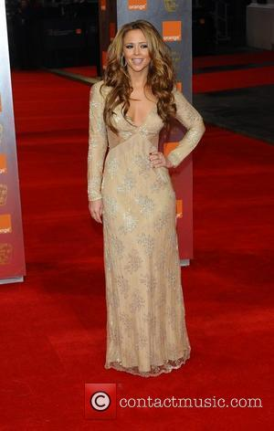 Kimberley Walsh Orange British Academy Film Awards (BAFTAs) held at the Royal Opera House - Arrivals. London, England - 13.02.11