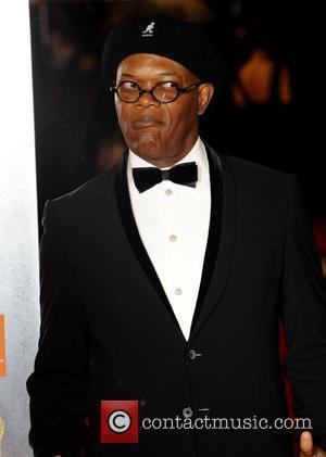 Samuel L. Jackson  Orange British Academy Film Awards (BAFTAs) held at the Royal Opera House - Arrivals. London, England...