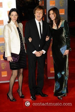 Sir Paul McCartney, BAFTA, NANCY SHEVELL