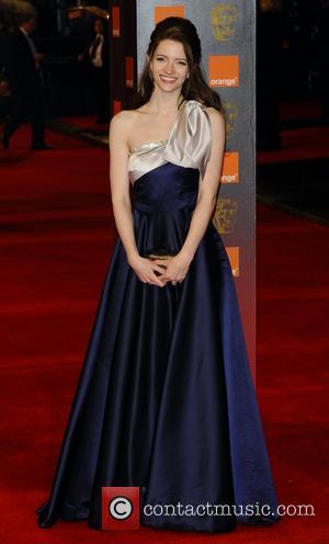 Talulah Riley Orange British Academy Film Awards (BAFTAs) held at the Royal Opera House - Arrivals. London, England - 13.02.11
