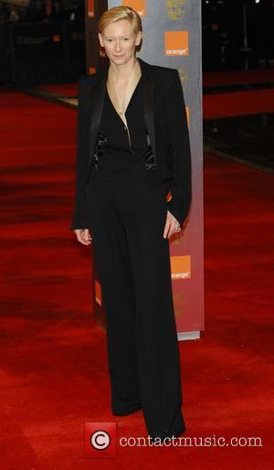 Tilda Swinton Orange British Academy Film Awards (BAFTAs) held at the Royal Opera House - Arrivals. London, England - 13.02.11