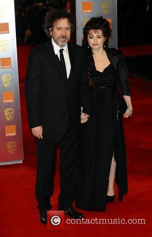 Tim Burton & Helena Bonham-Carter  Orange British Academy Film Awards (BAFTAs) held at the Royal Opera House - Arrivals....