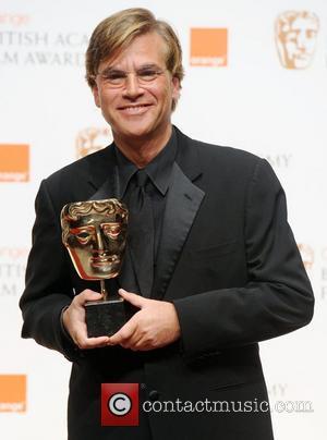 Aaron Sorkin  Orange British Academy Film Awards (BAFTAs) held at the Royal Opera House - Press Room London, England...