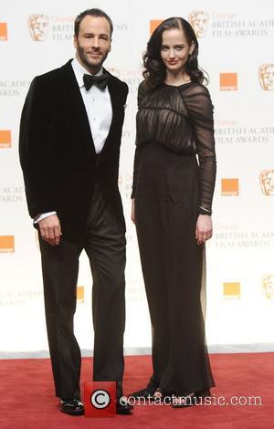 Tom Ford and Eva Green  Orange British Academy Film Awards (BAFTAs) held at the Royal Opera House - Press...