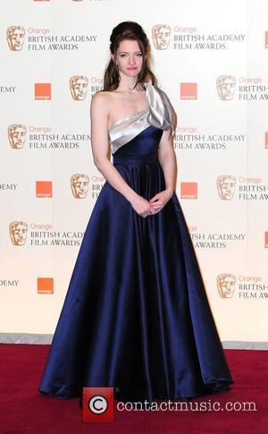 Talulah Riley,  Orange British Academy Film Awards (BAFTAs) held at the Royal Opera House - Press Room London, England...