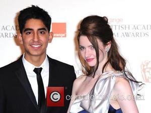 Dev Patel and Talulah Riley