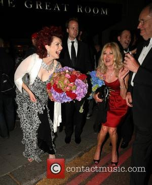 Cleo Rocos Philips British Academy Television Awards in 2011 held at the Grosvenor House - Departures London, England - 22.05.11