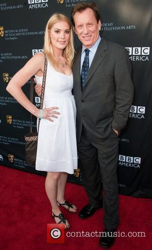 James Woods and guest 9th Annual BAFTA Los Angeles Tea Party - Arrivals Los Angeles, California - 17.09.11