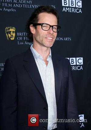Guy Pearce 9th Annual BAFTA Los Angeles Tea Party - Arrivals Los Angeles, California - 17.09.11