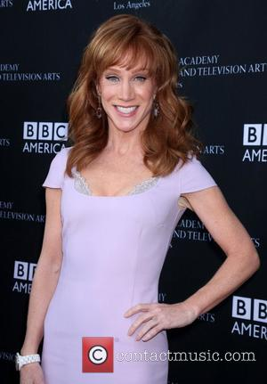 Kathy Griffin and Bafta