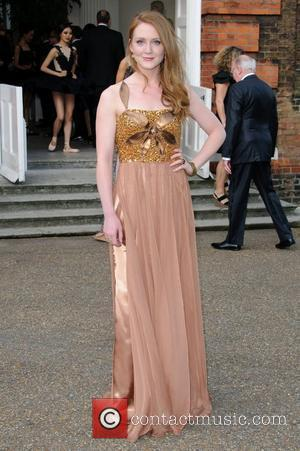 Olivia Hallinan English National Ballet - summer party held at the Orangery, Kensington Palace. London, England - 29.06.11