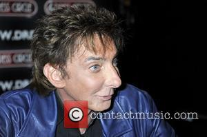 Barry Manilow  makes a personal appearance at Dress Circle to promote and sign copies of his new album '15...