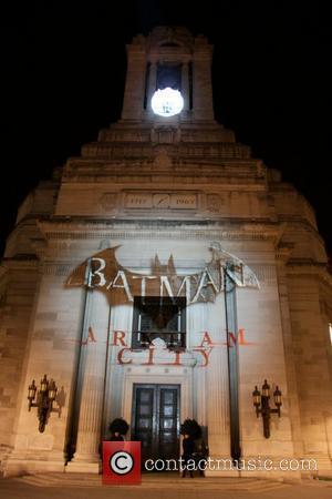 Batman - Arkham City Press Launch at Freemason's Hall London, England - 20.10.11